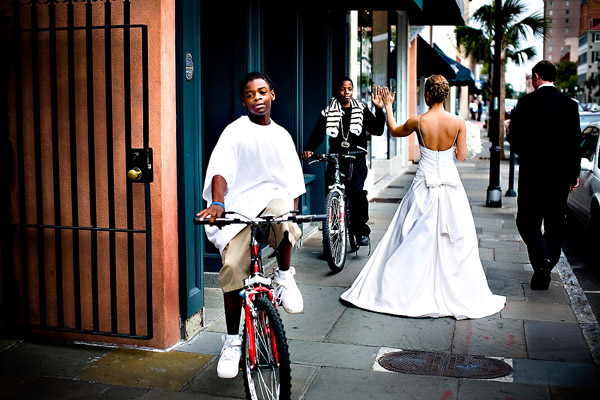 hilarious wedding photo by North Carolina and destination wedding photographers Tracy Turpen Photography