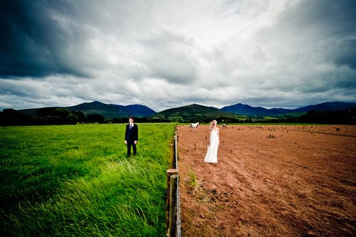 beautiful wedding portrait - honorable mention from the Junebug Best of the Best 2011, photo by Shane O'Neill of Aspect Photography
