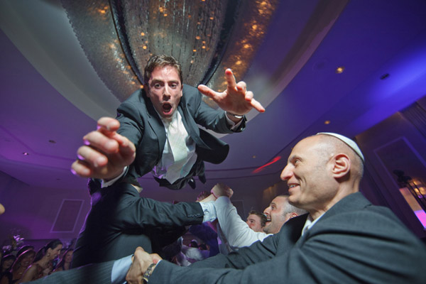 honorable mention best wedding reception photo of 2011 by Ned Mansour of Beautifoto Wedding Photography