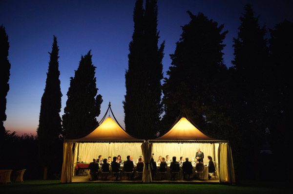 honorable mention best wedding reception photo of 2011 by Carlo Carletti of Arte Fotografica