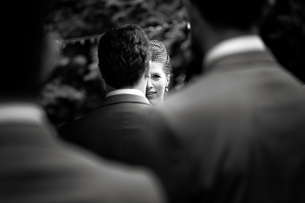 honorable mention best wedding ceremony photo of 2011 by Fran Chelico of Fran Chelico Photography