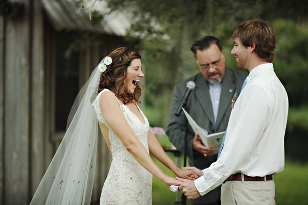honorable mention best wedding ceremony photo of 2011 by Kat Braman of Kat Braman Photography