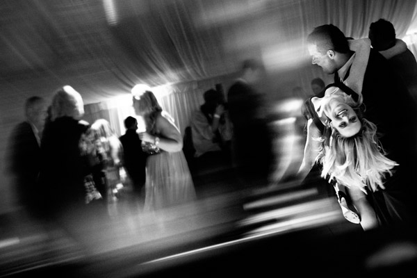 honorable mention best wedding reception photo of 2011 by Dave Getzschman of Chrisman Studios