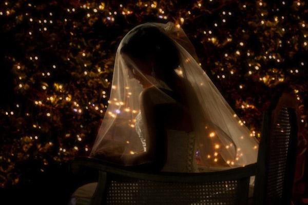 Phenomenal Photography Wedding Photos At Night Junebug