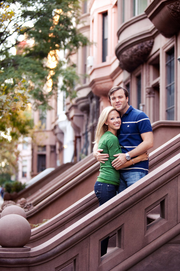 New York City engagement session by top wedding photographer Melissa Jill Photography