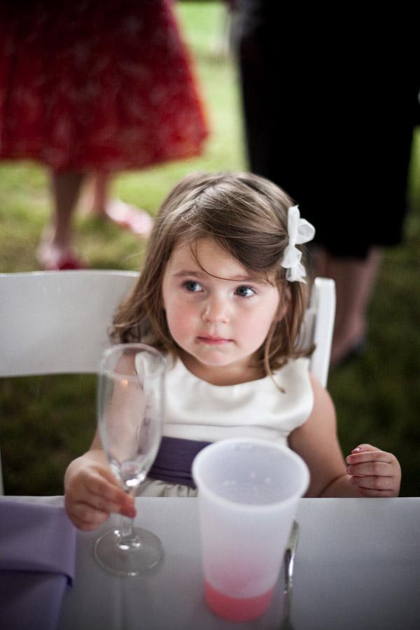 elegant outdoor garden wedding in Maryland, photography by North Carolina based wedding photographer Jeremie Barlow