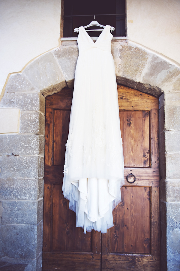 Tuscan wedding photo by top Italian wedding photographer Rochelle Cheever