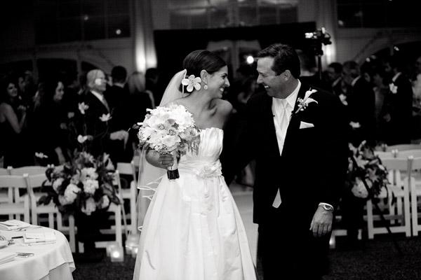 Seattle real wedding at Newcastle Golf Club, photos by La Vie Photography