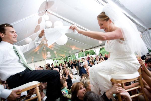 wedding reception dance photo by Altura Studios