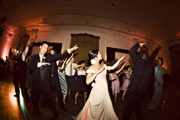 wedding reception dance photo by Amelia Lyon Photography