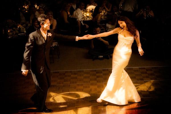 wedding reception dance photo by Nicol Ragland