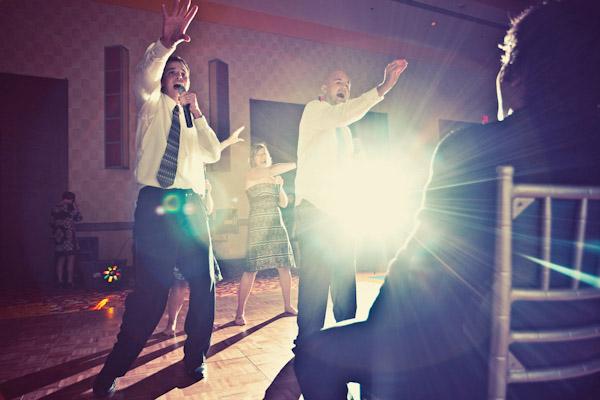 wedding reception dance photo by Studio 6.23