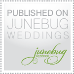 Wedding Style Blog from Junebug Weddings - What Junebug Loves!