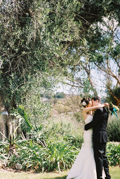California summer real wedding images by Belathee Photography