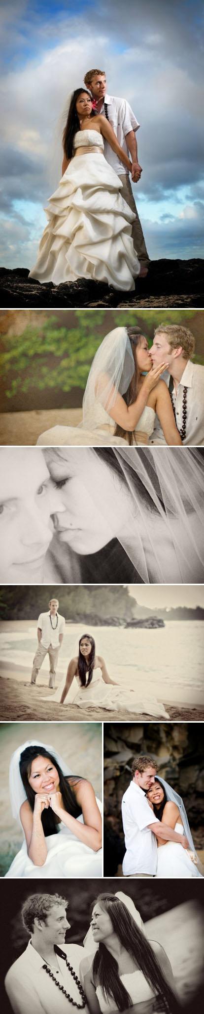 Kauai honeymoon photos by Jennifer Pratner of Island Echoes Photography