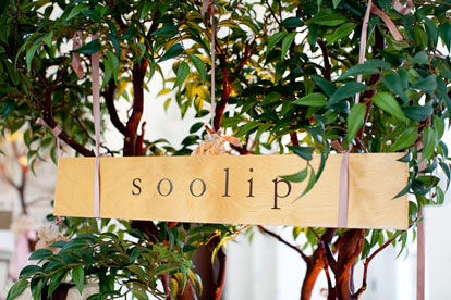 A Soolip Wedding, Los Angeles wedding show, images by Junebug Weddings