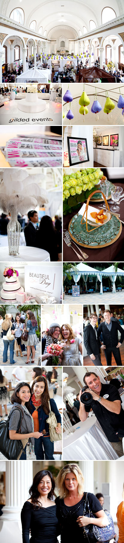 A Soolip Wedding, Los Angeles wedding show, images by Junebug Weddings
