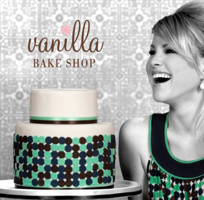 Images by the Vanilla Bake Shop, custom wedding cakes and cupcakes in Santa Monica, California