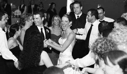Wedding dance music, images by Positive Light Photograph