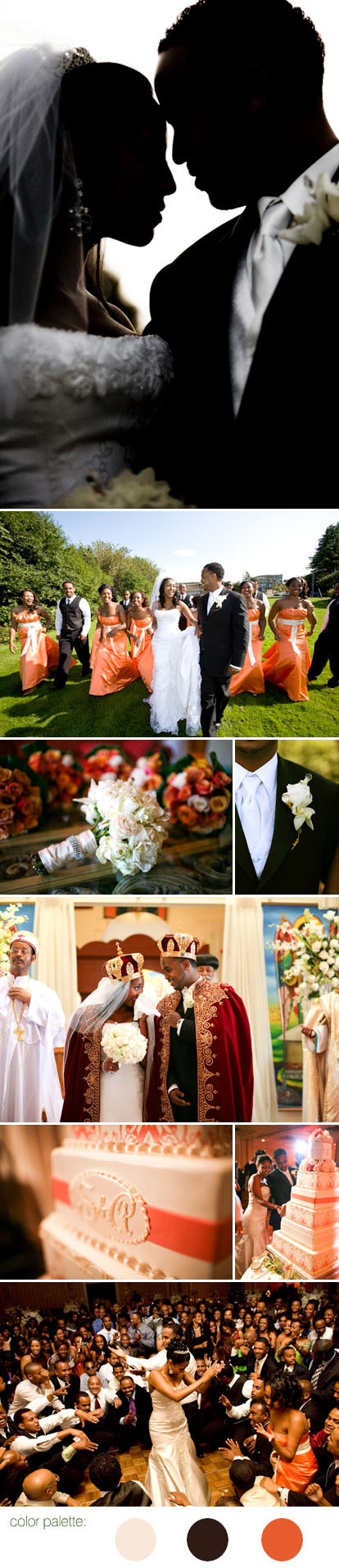 Beautiful Ethiopian real wedding, images by John and Joseph Photography
