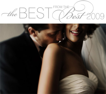The best wedding photos of 2009, image by Apertura Photography
