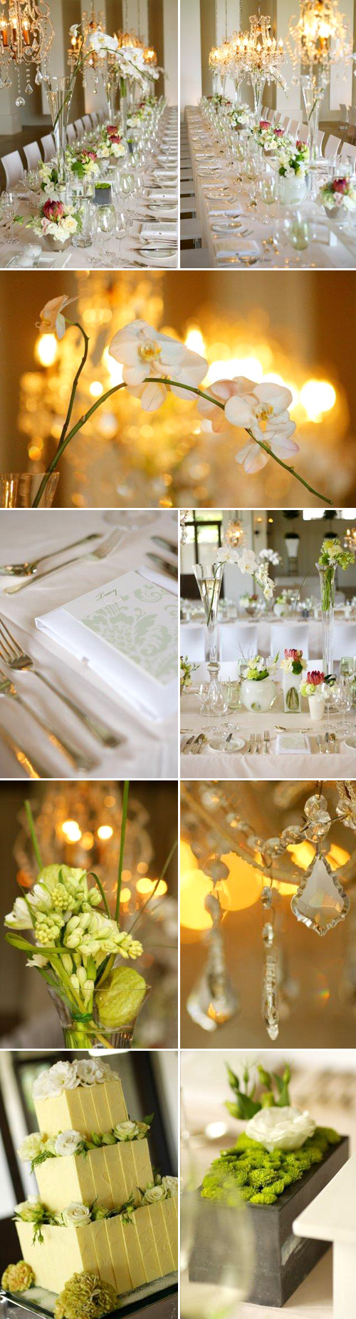 cape town south africa modern real wedding, sage green and white wedding color palette, designed by wedding concepts and photographed by jean-pierre uys photography