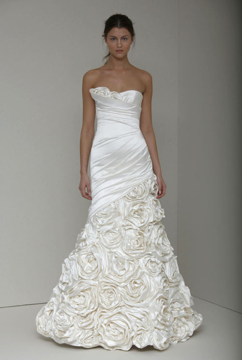 Wedding Dress Runway Looks