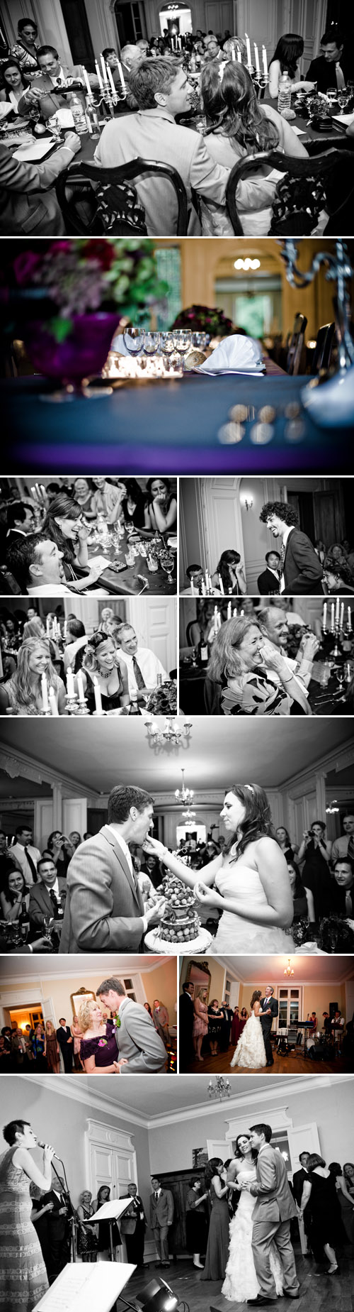 fairytale french chateau destination real wedding, images by Ivan Franchet