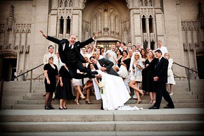 Wedding Photo Fun