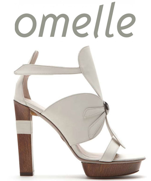 high-fashion Omelle luxury shoes, bridal shoe giveaway