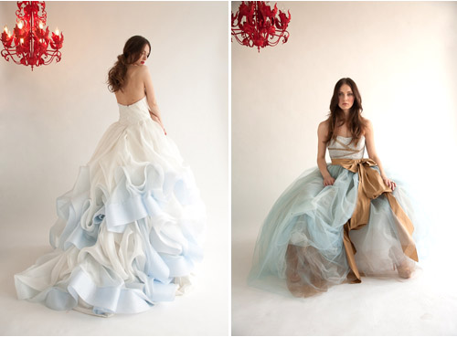 Calendar of wedding events march 2012 junebug weddings for Beverly hills wedding dresses