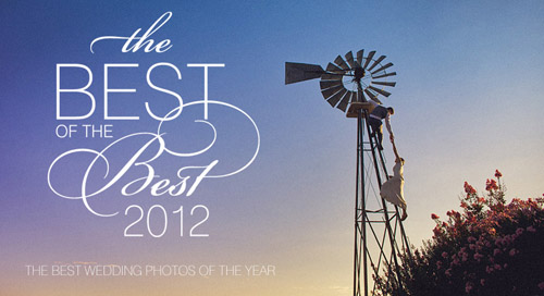 Best of the Best 2011 wedding photo by Jeff Newsom | via junebugweddings.com