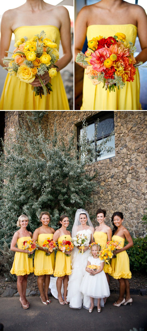 Cave B Winery Wedding in Washington; photos by Belathée Photography | junebugweddings.com