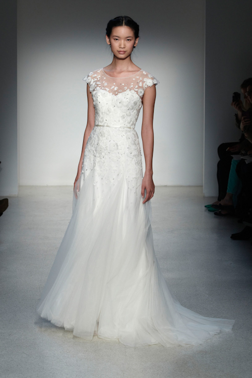 Christos Fall 2013 Wedding Dress Collection Bridal Market