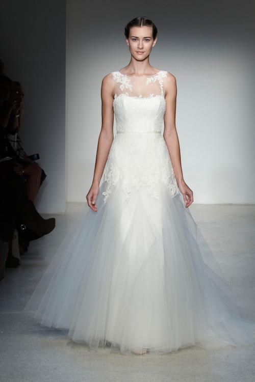 fashion transparent wedding dresses bridal market fall