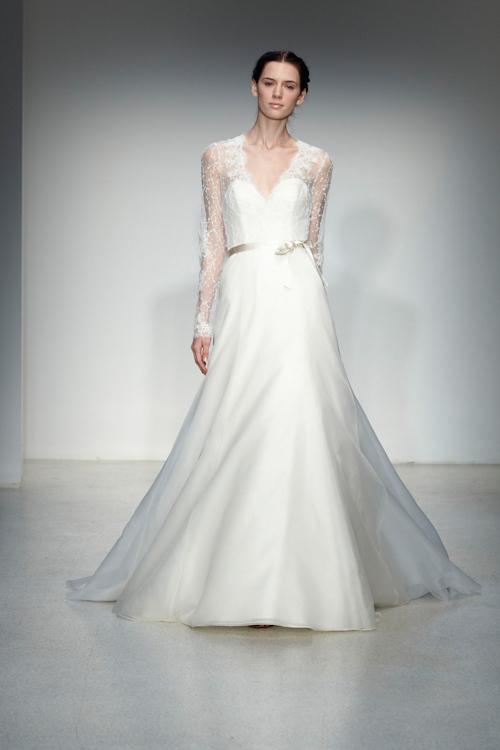 Christos Fall 2013 Wedding Dresses - Bridal Market | Junebug Weddings