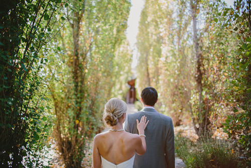 Clic And Elegant Vineyard Wedding At Calistoga Ranch Ca With Photos By Perspective Eye Photographer