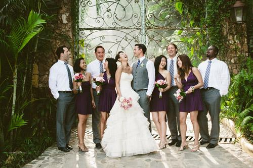 sayulita mexico destination wedding at villa amor