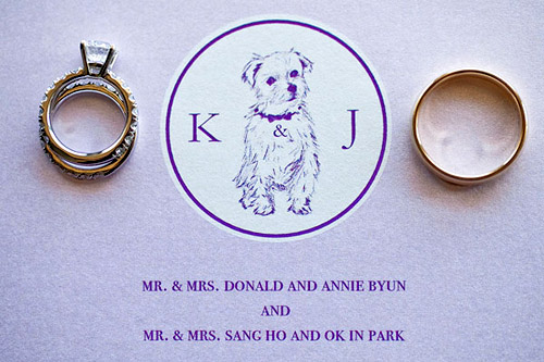 Wedding Ideas For Including Your Dog In Photos By Jules Bianchi Photography Via