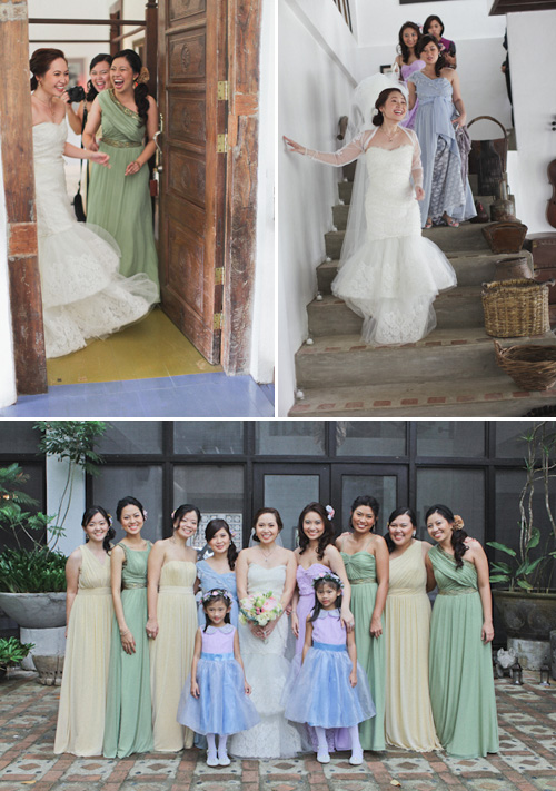 Romantic Rustic Real Wedding In The Philippines Junebug Weddings
