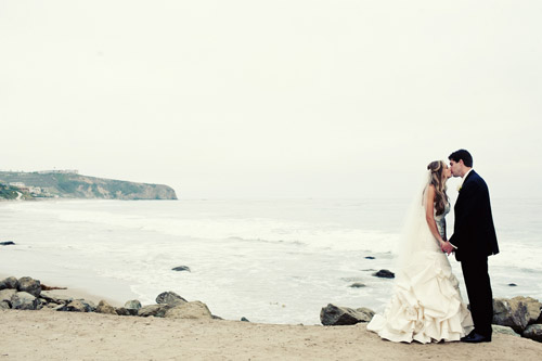 Elegant Coastal Wedding at The Ritz Carlton, Laguna Niguel - Photos by Focus Photography | Junebug Weddings