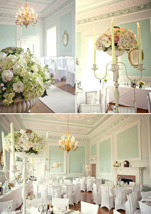 English Garden inspired flowers by Ashley Blooms; photos by Marianne Taylor | Junebug Weddings
