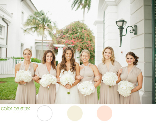 White On Wedding At The Historic Flagler Museum In Palm Beach Florida Photos