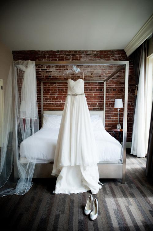 Alexis Hotel Seattle Honeymoon Suite