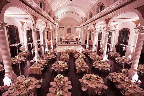 Anoush catering vibiana wedding