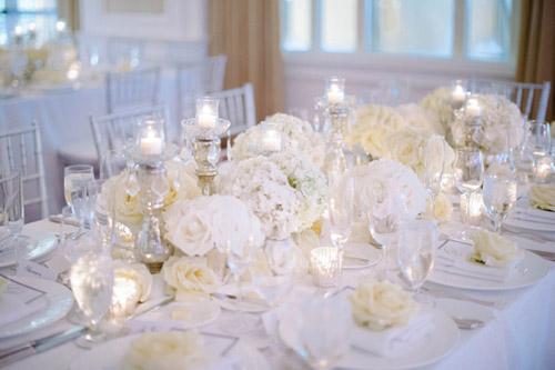 Glam White And Cream Wedding At The Eau Palm Beach Resort Spa Florida