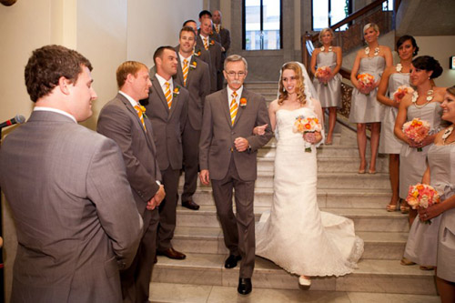 Wedding by Greatest Expectations, Chicago; Photo by Jennifer Kathryn Photography | Junebug Weddings
