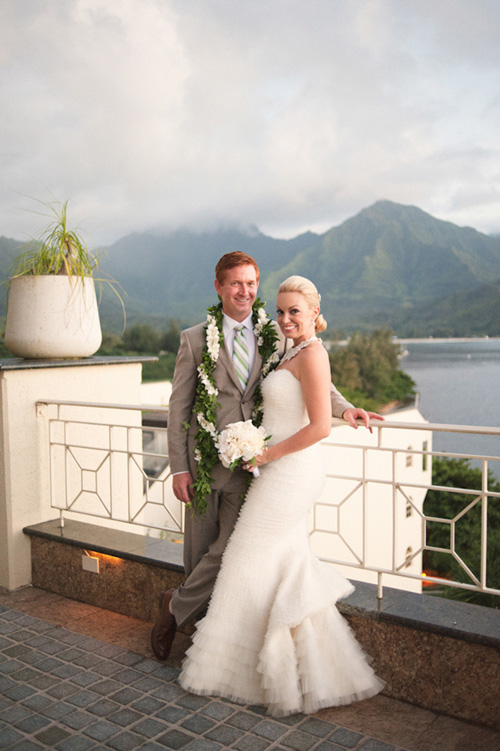 Elegant destination wedding in kauai junebug weddings junglespirit Gallery