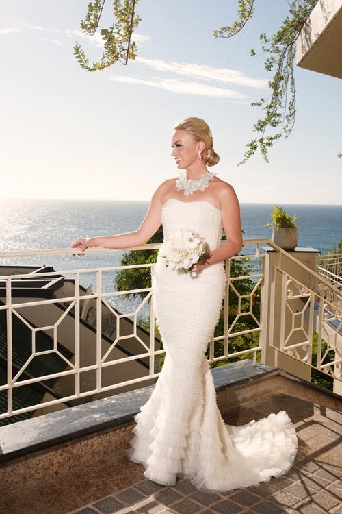 Elegant Destination Wedding In Kauai
