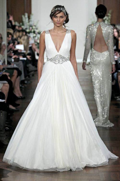 Vintage Inspired Wedding Gowns 18 Fresh
